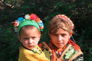 kalasha-children