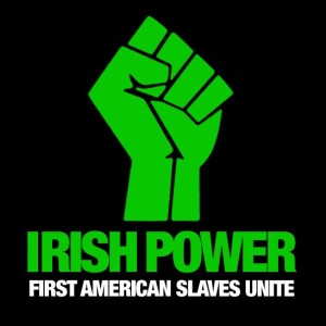 Irish slaves