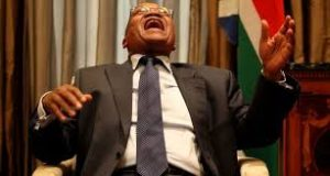 Intelligence Report: Zuma - It is mine and you can't have it