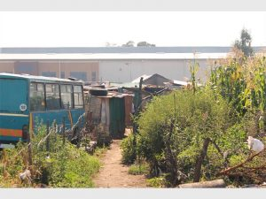 Free handout - Mayor loses the plot completely with informal settlement conversion