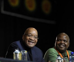 Zuma calls Malema a 'crazy boy … a real mental case'