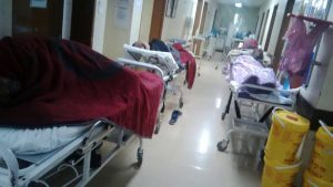 Hospital out of Hell - department calls it a hospital, but patients call it a nightmare