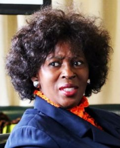 Outspoken ANC MP Makhosi Khoza Shacked
