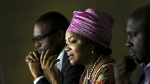 Baleka Mbete in hot water over secret ballot choice