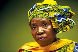 Dlamini-Zuma: Radical economic transformation 'pro-South Africa not anti-white'