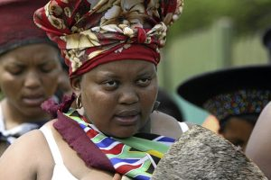 "Zuma wife accused of poison plot : ""Charge me or leave me alone"""