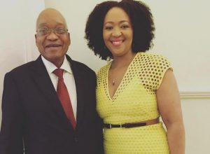 Zuma's wife, Thobeka Madiba-Zuma slates ANC 'traitors' who voted against her husband