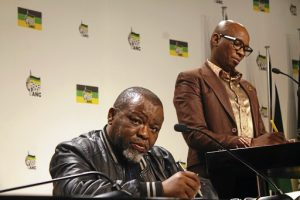 ANC plays it safe: free higher education soon - Bribery at its best!