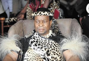Zwelithini 'not paid what he deserves' as a king - You got to be joking