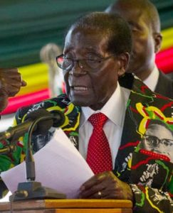 Mugabe: Mandela 'forgot why he was in jail… that's why everything in SA is in whites' hands'