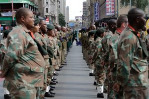 Mbalula says 'SA Army will be used to fight crime' in Cape Town, Gauteng