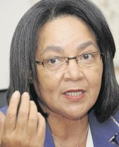 'Pay back the money! She is a thief!' ANC chants at De Lille during council meeting