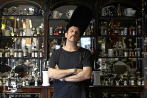 Popular Afrikaans rapper Jack Parow 'shaken' after taxi drivers threaten him with a panga