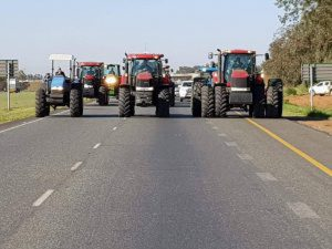 Legal action against farmers that participated in Black Monday protest