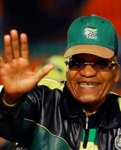 "Zuma is ready to step down: ""I am not leaving the ANC. I am leaving as president"""