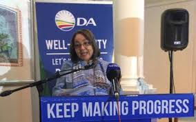 Nepotism: DA is losing the plot... and fast...