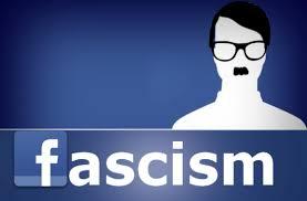 fascist facebook