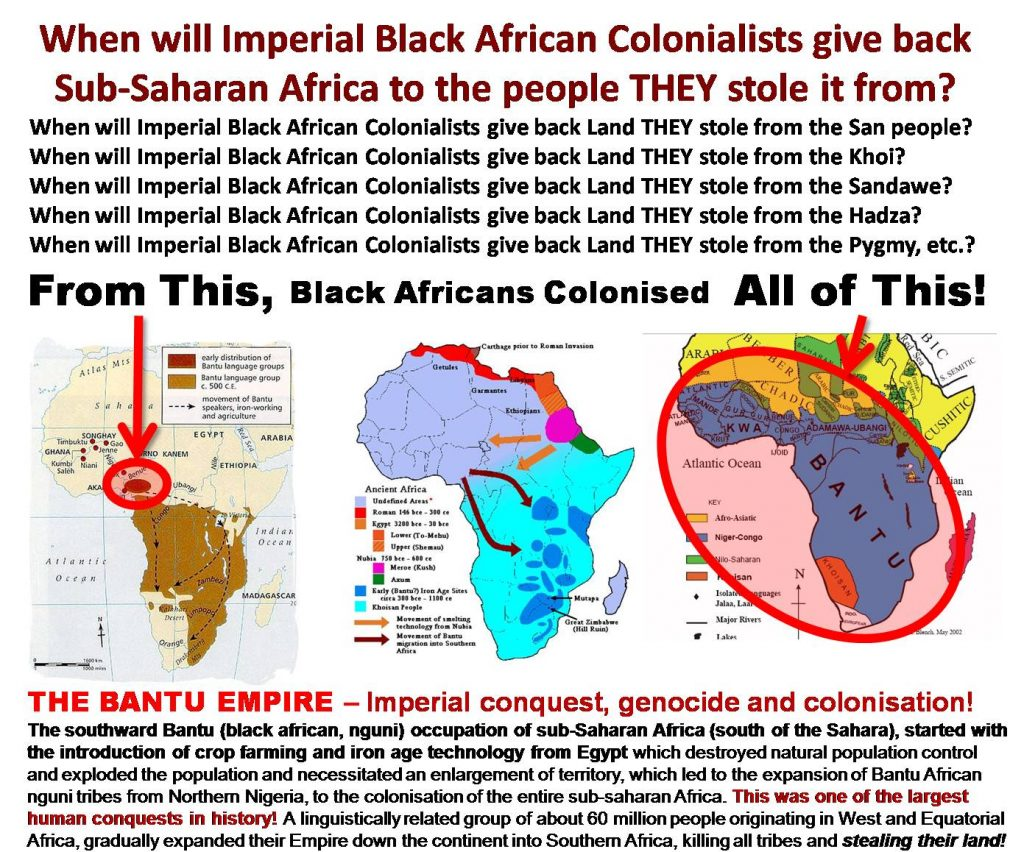 Black colonialism