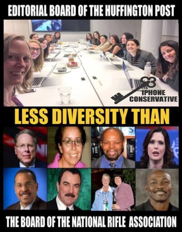 Huffington Post Diversity