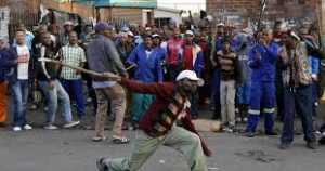 Image result for riots in coligny