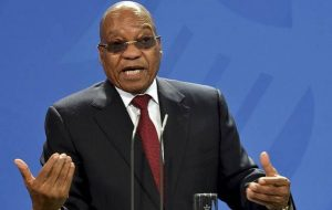 Zuma lands high-profile role at the United Nation - How on earth can someone so corrupt be appointed in this position?