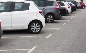 Dear black people', please move your car - Dispute over parking space turns ugly
