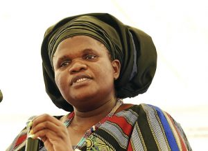 Minister Faith Muthambi flies 30 family members at taxpayers' expense