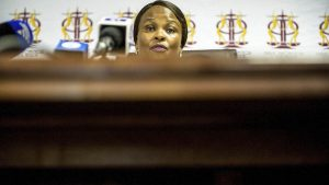 Is public protector Busisiwe Mkhwebane 'a qualified advocate' ?
