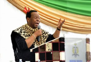 R1.7m worth of government-owned houses for free for Zulu king