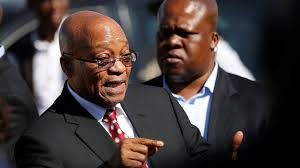 Jacob Zuma wages war on South Africa's institutions