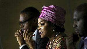 Baleka Mbete in hot water over secret ballot choice