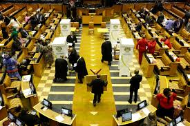 ANC Rebel Hunt in Parliament after secret ballot vote