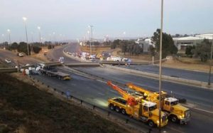 INDEPENDENT ENGINEER TO ASSESS N3 PEDESTRIAN BRIDGE COLLAPSE