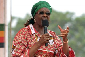 Can of worms opened after Grace Mugabe has received immunity