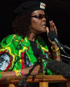 CONFIRMED: Minister Nkoana-Mashabane granted Mugabe diplomatic immunity