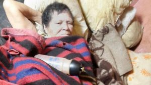 Neighbours find pensioner locked in room, surrounded by maggots