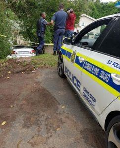 MAN ARRESTED IN CONNECTION WITH FORMER SPRINGBOK CAPTAIN SON'S MURDER