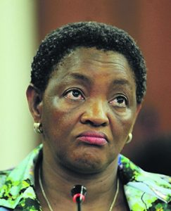 Foster grants system is about to collapse - Bathabile Dlamini's next national embarrassment?