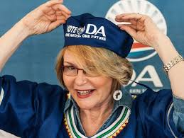 DA's Hellen Zille is a follower of George Soros