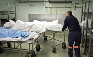 Loved ones in Wester Cape can't be buried due to morgue backlogs
