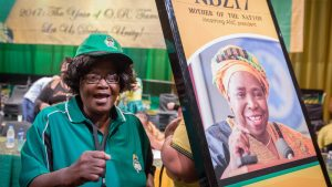 "What Nkosazana Dlamini-Zuma stands for: ""Return our land to the people"""
