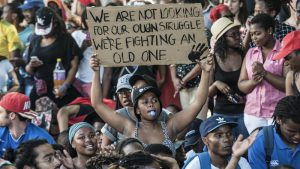 Transforming UCT is becoming a black and white debate again!