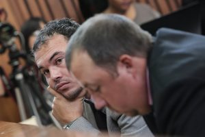 Coffin assault duo in prison's sick bay due to errors in court papers