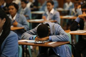 KZN matrics under police guard as they write their exams
