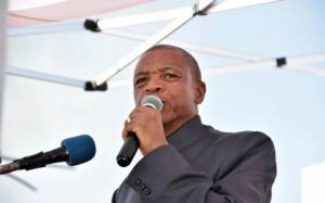 BOTSWANA LODGES COMPLAINT OVER NORTH WEST PREMIER'S MOTORCADE