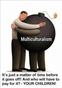 multicultural timebomb