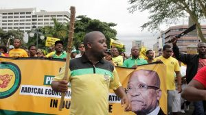 ANC Youth League in KZN want to take up weapons