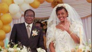 Zimbabwe's First Lady Grace Mugabe Files For Divorce from 94 Year Old Robert Mugabe