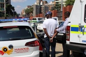 Hawks officials arrested for R1 million armed robbery