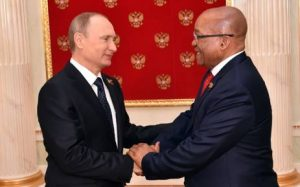 'IT'S LIKELY RUSSIA WILL INTERFERE IN ANC ELECTIVE CONFERENCE'
